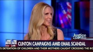 Coulter on FNC, 7/26/15