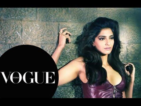 Sonam Kapoor plays Agent Provocateur