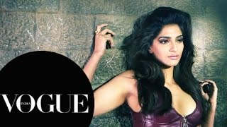 Sonam Kapoor Plays Agent Provocateur | Photoshoot Behind-the-Scenes | VOGUE India
