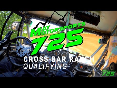 May Motorsports: Cross Bar Ranch Qualifying Run 2019