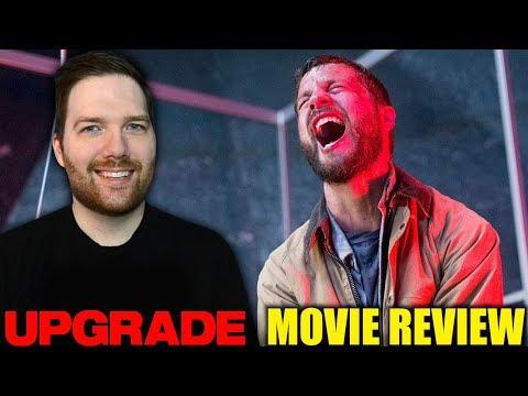 Upgrade - Movie Review