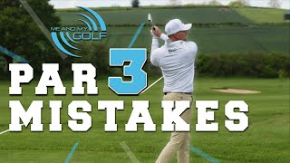 Par 3 Mistakes EVERY GOLFER Makes | ME AND MY GOLF