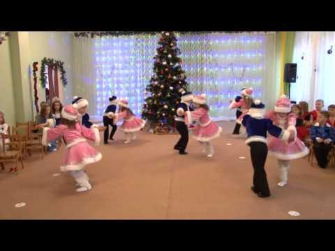Танец Потолок ледяной (старшая группа) д/с №306 Одесса