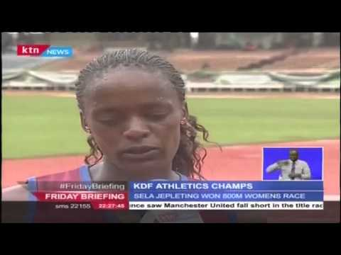 Kenya Defense Forces athletics championships come to an end
