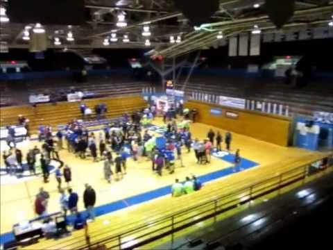 Memorial Gym- Columbus North High School