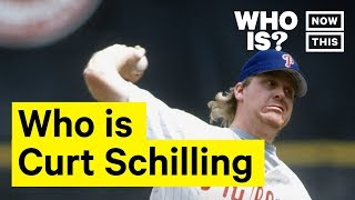 Who Is Curt Schilling? Narrated by Joyelle Nicole Johnson | NowThis