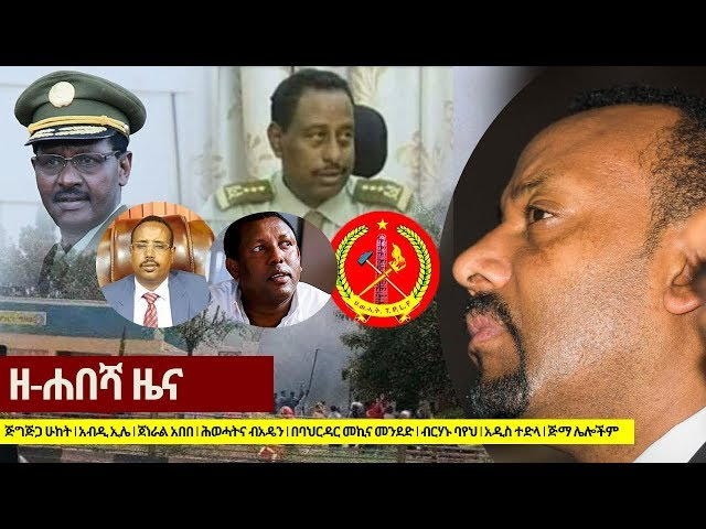 Zehabesha Daily Ethiopian News August 4, 2018