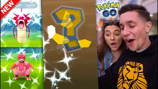 I HATCHED A SHINY… NEW Shiny Pokémon are HERE! (Pokémon GO)
