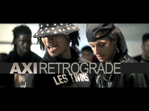 Axi Tech ( Les Twins   Retrograde   2014 ) Director: Shawn Welling Axi video