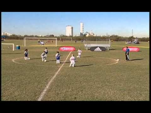 US Youth Soccer Novice Coach U6 U8   What Can You Do wBall