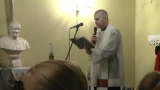 Czuwanie Modlitewne 4.11.2011 r., cz. 2, Duchu Święty przyjdź, dotknij nas