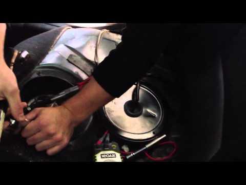 E46 BMW 323i Fuel Pump Removal