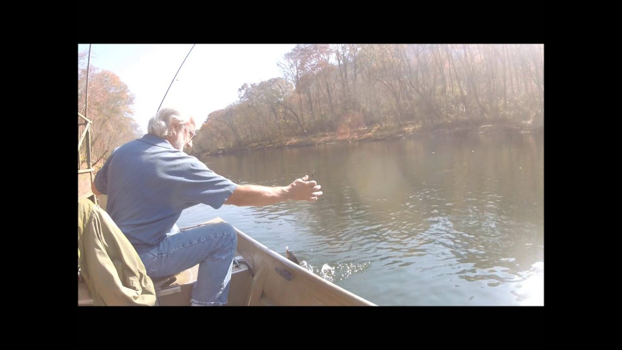 Trout fishing the little red river arkansas youtube for Where to get a fishing license near me
