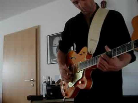 www.guitarmatze.com 1964 Gretsch 6120 Chet Atkins with a Mesa Boogie Mark 3