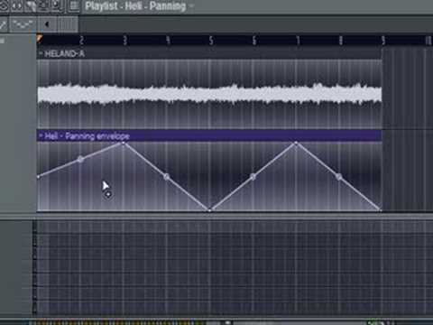 FL Studio Panning Automation - Warbeats Tutorial
