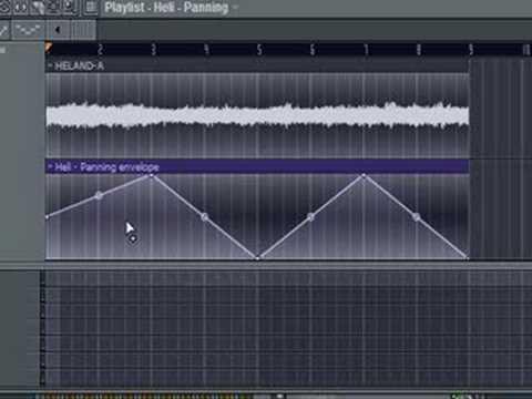 FL Studio Panning Automation - Warbeats Tutorial