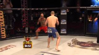 SFL 3 ZELG GALESIC vs DOUG MARSHALL