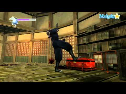 Ninja Gaiden Sigma Walkthrough - Chapter 1: The Way of the Ninja Part 1