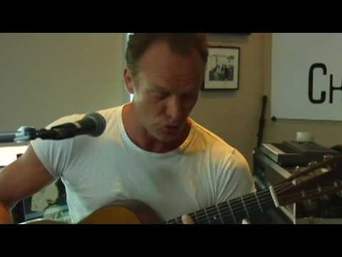 Sting - Live at the Cherrytree House | Preview | Interscope