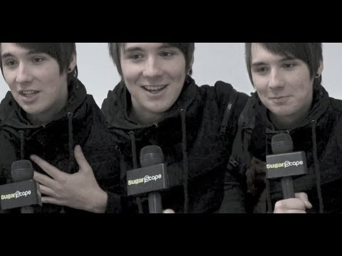 Danisnotonfire - Dan Howell - on being SEXY