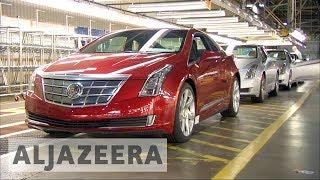 General Motors Rise and Fall