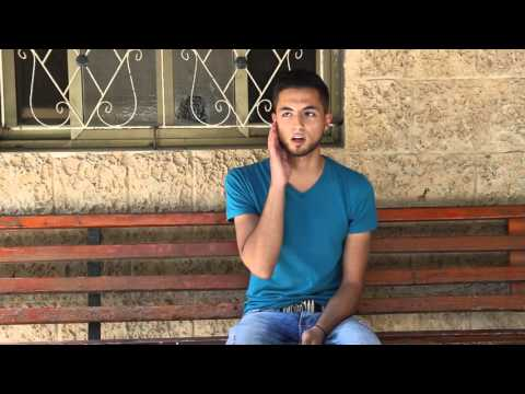 The Freedom Theatre School student Ihab talks about the Freedom Jatha