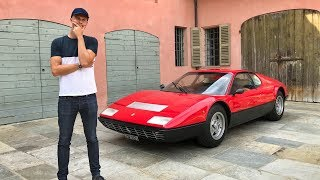 Do I Still Want A Classic Car? [Ferrari 365BB & 328GTS]