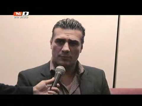Mil Máscaras y Alberto del Río, en entrevista para Tercera Caída (03-04-2012)