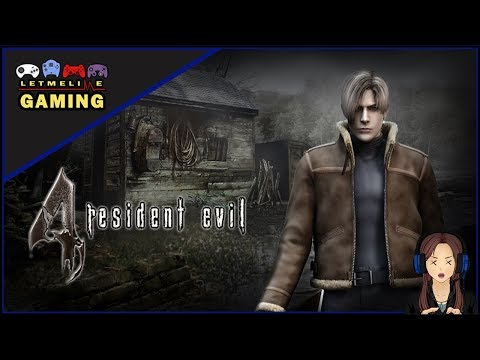 [Live] Resident Evil 4 Professional New Game Part 5