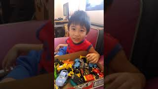 Jarvis toy review part 1 (inspired by Ryan's toysReview)