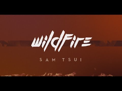 wildfire - Sam Tsui (official Lyric Video) video