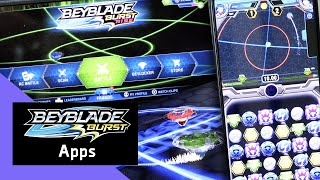 BEYBLADE BURST Apps: Become the Digital Blading Master