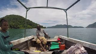 Scubadiving in Lake Malawi