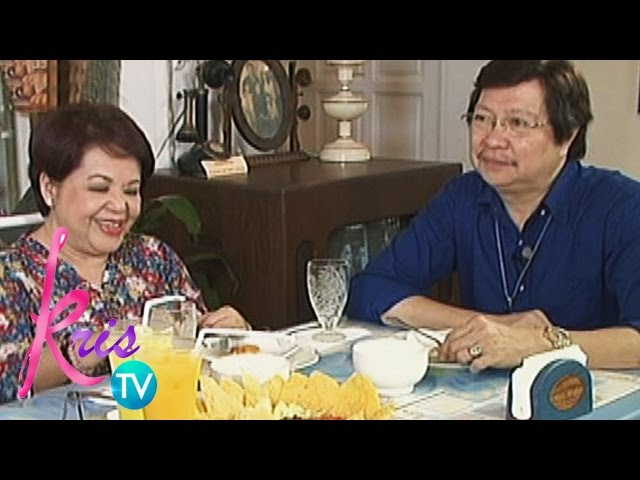 Kris TV: Jolina's parents