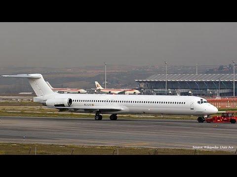 Maschine der Air Algerie in Mali abgestürzt
