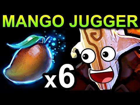 MANGO JUGGERNAUT DOTA 2 PATCH 7.06 NEW META PRO GAMEPLAY