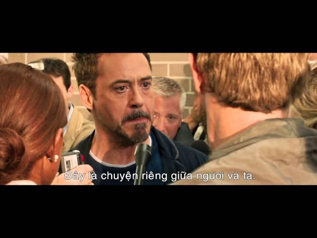 Người sắt 3 - Iron man 3 - Trailer Vietsub