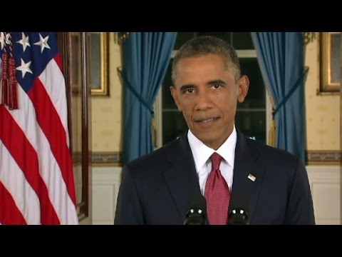 President Obama: 'ISIL is not Islamic'
