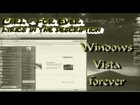 Windows Vista® Eternity™ 2009 [Howto] Carl - For Ever [Walkthrough]