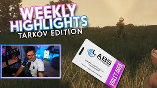 JennaJulien Twitch Highlights #36 Tarkov Edition