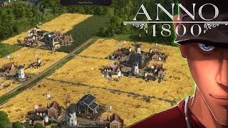 Anno 1800 Bread basic Layout from small to big and Bonus Beer Layout NO TRADE UNION