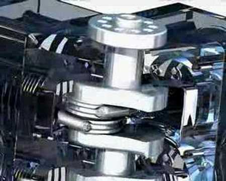 Solidworks V8 Engine