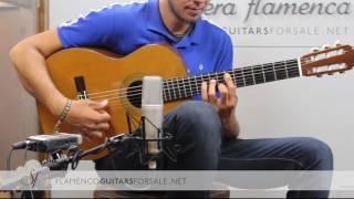 VIDEO TEST: Ignacio Fleta e hijos 1983 classical guitar for sale