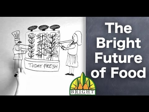 The Bright Future of Food: Empowering Local Economies and Ensuring Food Security