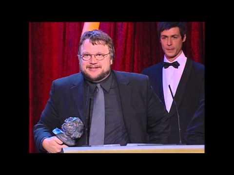 Guillermo del Toro gana el Goya a Mejor Guión Original en 2007
