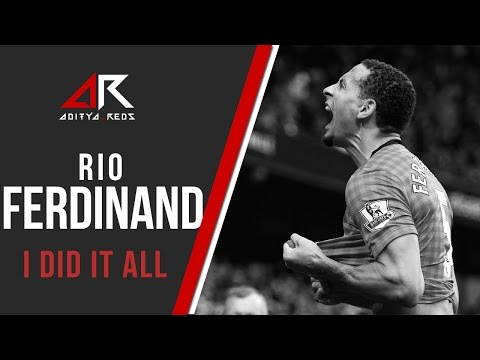 @rioferdy5 Rio Ferdiand - I Did It All by @aditya_reds