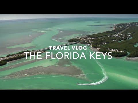 TRAVEL VLOG: KEY WEST & FLORIDA KEYS