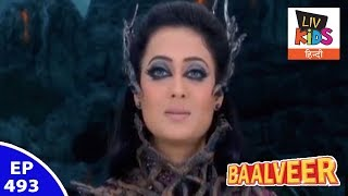 Baal Veer - बालवीर - Episode 493 - MahaBhasma Pari And Bhayankar Pari