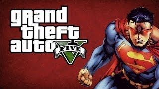 GTA 5 SUPERMAN CHEAT CODE NO HACK NO MOD