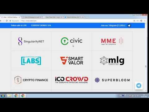 Проект Ubex. Преимущества и функции платформы, партнерства. Инвестируйте в ICO UBEX